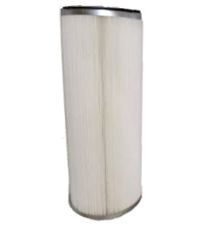 Filter cartridge KG 140 50 Powder Coating