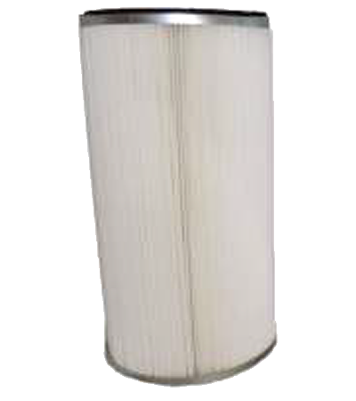 Filter cartridge KG 180 50 Powder Coating