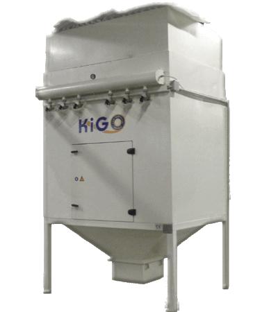 Απορροφητικό μηχάνημα KGF-12000+