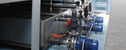 CHEMICAL PRETREATMENT powder coating