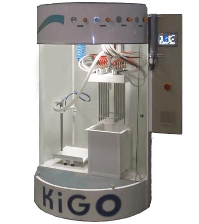 Kέντρo πούδρας PKG High clean