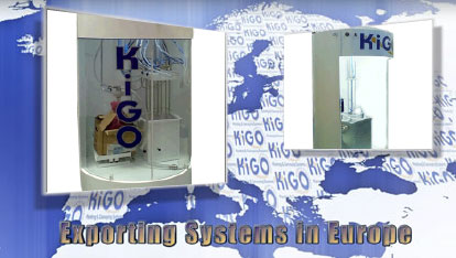 Κέντρα Πούδρας Kigo O.E.