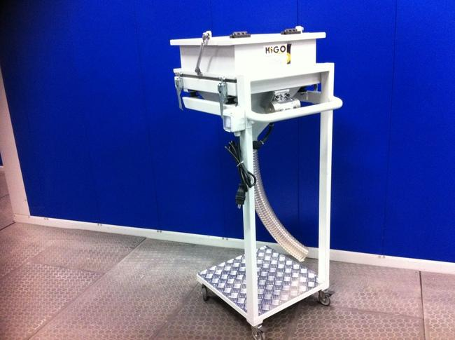 SIEVING MACHINES PS 1202