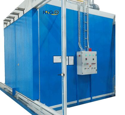 Ηλεκτρικός Φούρνος Ηλεκτροστατικής Βαφής PCOR-3500-2