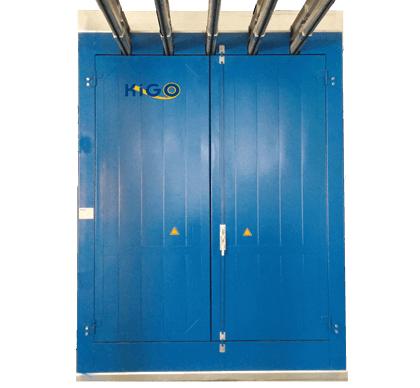 Ηλεκτρικός Φούρνος Ηλεκτροστατικής Βαφής PCOR-6000-1