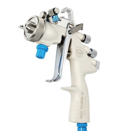PILOT Premium 2K Two-Component spray gun