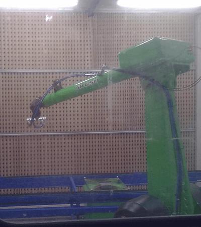 Kigo καμπίνα για ρομπότ