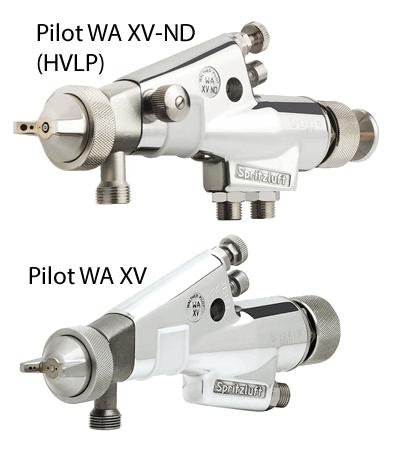 walther Pilot WA XV spray gun