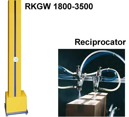 Reciprocator