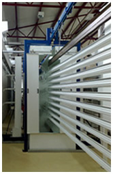 curing oven for aluminum