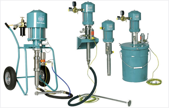 Airless Pumps