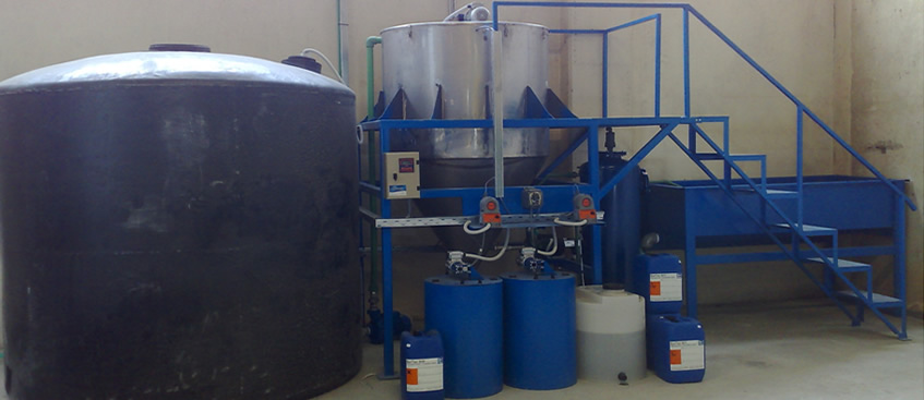 WASTE WATER TREATMENT (WWT)